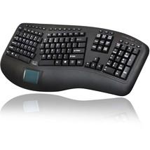 Adesso Tru-Form 4500 - 2.4GHz Wireless Ergonomic Touchpad Keyboard - Wir... - $1.802,82 MXN