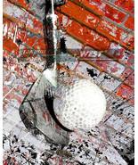 Golf Artist, Sports Wall Art Print, Golf Artistry, Home Decor, Gift For ... - $15.88+