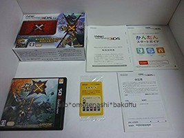 Monster Hunter Cross X Special Pack Nintendo 3DS LL Console From Japan Excellent - $187.98