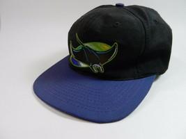 Vintage MLB Tampa Bay Devil Rays Logo 7 Baseball Hat Cap Snapback - $14.80