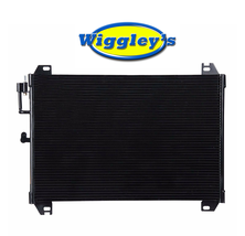 A/C CONDENSER GM3030257 FOR 02 03 04 05 06 07 08 09 CHEVY BUICK GMC SAAB ISUZU image 1