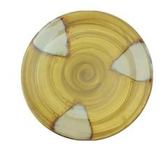 "SANGO SPLASH BROWN 4951 12"" CHOP PLATE SERVING PLATTER - $24.74"