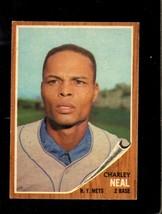 1962 Topps #365 Charlie Neal Vg+ Mets *XR22014 - $4.00