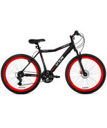 "26"" Men's Kent KZR Mountain Bike, Black/Red - $3.356,34 MXN"