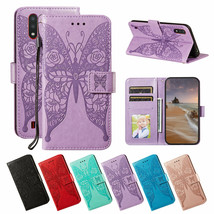 For Samsung Galaxy A01/A42 5G/A71/A51/A90 Flip Leather Card Holder Case Cover - $46.24