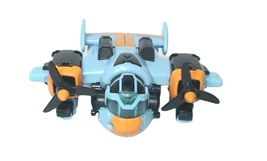 Tobot V Airpang Transformation Action Figure Airplane Vehicle Toy image 4