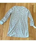 NWT Charter Club Women's Plush Sleep Shirt/ Nightgown Medium - $16.82