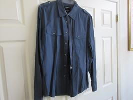 Calvin Klein Jeans  , Size XL , Men's Long Sleeve Shirt ,100% Cotton - $29.95