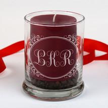 Monogram Personalized Candle Holder - $9.99