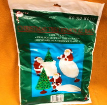 """Regent Products Christmas Tree Removal Bag Size:72""""X90"""" #G91600 UPC:7210... - $6.68"""