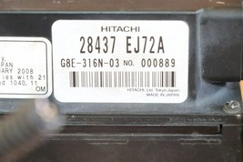 Infinti M35 M45 Adaptive Cruise Control Distance Sensor Radar 28437-EH100 image 2