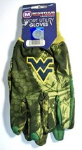 West Virginia University Camo Sport Utility Gloves - $10.52