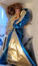 Classique Benefit Ball Barbie Doll Signed by Designer Carol Spencer NRFB... - $34.97