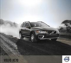 2012 Volvo XC70 sales brochure catalog 12 US T6 3.2 AWD - $8.00
