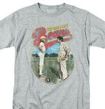 Bad News Bears T-shirt Movie Poster 70s retro baseball cotton blend tee  PAR132 image 1