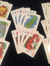 Vintage 80s Creative Child Games card game: CRAZY EIGHTS image 5