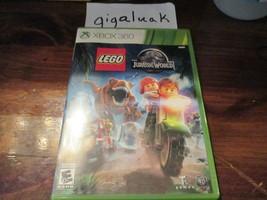 LEGO Jurassic World (CIB, tested, working) - $17.42