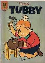 Marge's Tubby #49 ORIGINAL Vintage 1961 Dell Gold Key Comics Final Issue - $29.69