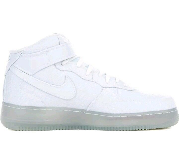best loved a9e71 7d346 Nike Air Force 1 Mid mens size 10.5 ice sole and 50 similar items. S l1600