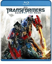 Transformers: Dark of the Moon (Blu-ray + DVD)