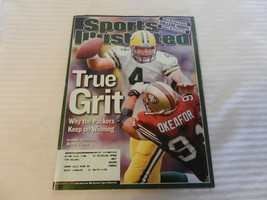 Sports Illustrated Magazine December 23, 2002 The Packers True Grit Bret... - $29.69