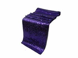 ELINA'S Pack of 50 Wedding 13 x 108 inch Sequin Table Runner Wedding Ban... - $346.49