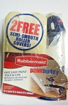 Rubbermaid 057-595-000 Paint Buddy Touch Up Tool Kit With Two Roller Covers New image 1