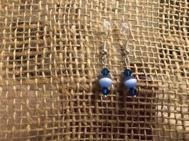 Swarovski crystal earrings - $15.00