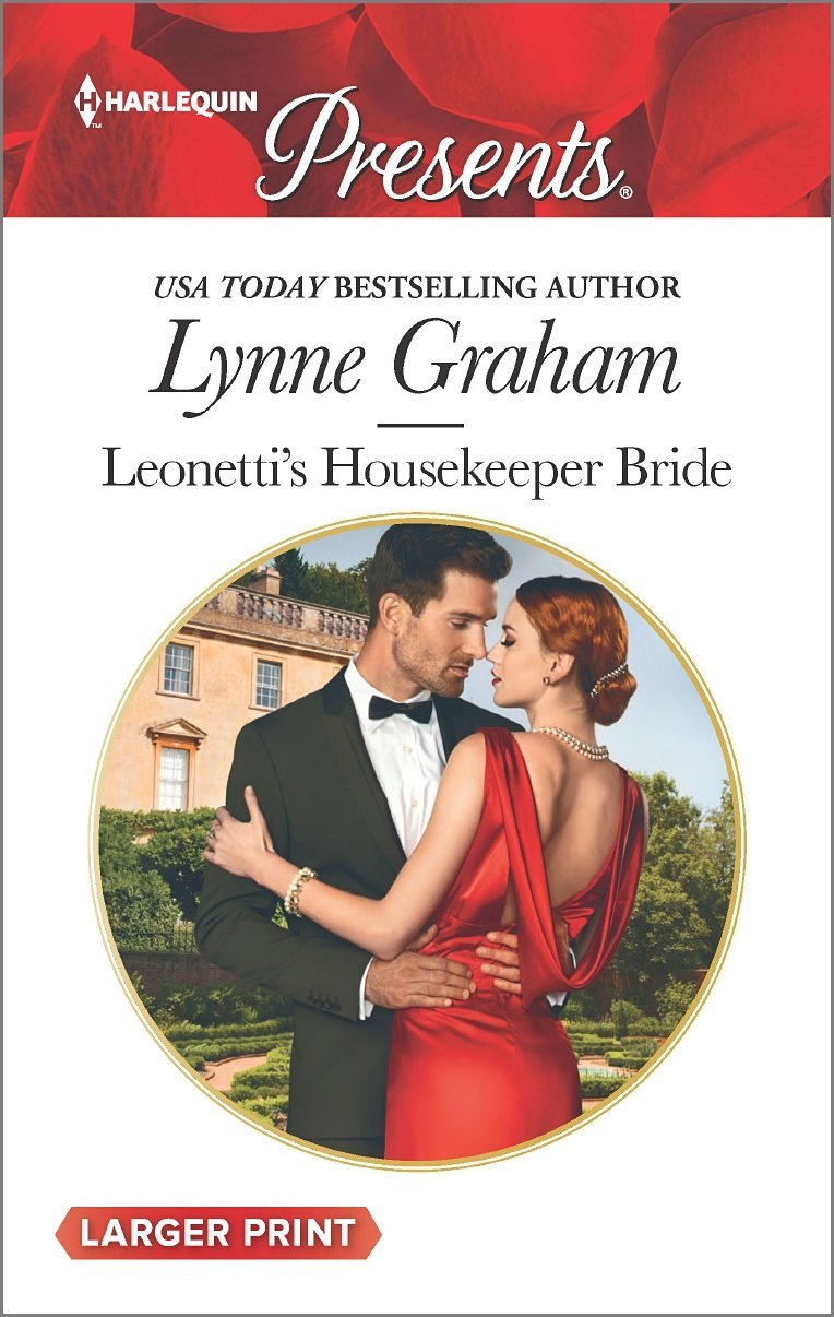 Leonetti's Housekeeper Bride (Harlequin Presents (Larger Print)) [Jan 19, 2016]