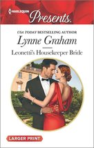 Leonetti's Housekeeper Bride (Harlequin Presents (Larger Print)) [Jan 19... - $5.99