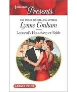 Leonetti's Housekeeper Bride (Harlequin Present... - $5.99