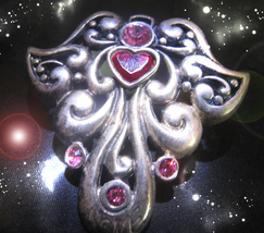 HAUNTED NECKLACE THE ANGEL OF HIGEST RESTORATION OF LOVE HIGHEST LIGHT MAGICK - $4,360.31