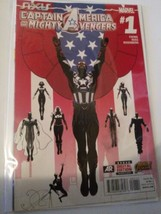 Marvel Captain Marvel and the Mighty Avengers #1 Jan 2015 - $12.86