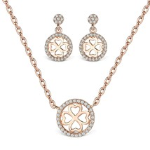 """Jewelers """"Happy Promise"""" Sterling Silver Love Gift Cubic Zirconia Pendan... - $49.95"""