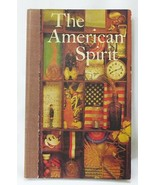 The American Spirit by dean walley hardcover hallmark crown editions - $20.17