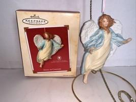 Hallmark Keepsake Ornament Angel Of Comfort 2002 - $7.50