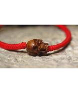 Amulet of Kali Ancient SACRED KAPALA HUMAN SKULL Snake Knot Bracelet by ... - $252.00