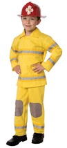 Boy/Girl 4-6 /NWT Fireman/Firefighter Play or Halloween Costume/Living F... - $34.65
