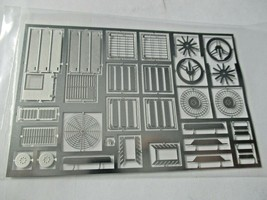 Trainworx Stock # 901 SD70ACe / SD70M-2 Detail Kit  N-Scale image 1