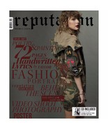 Taylor Swift Reputation CD + Target Exclusive Magazine Vol 2 - $34.73