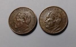 Two Mexico Ten Centavos - $2.95
