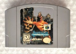 ☆ Shadow Man (Nintendo 64 1999) AUTHENTIC N64 Game Cart Tested Working ☆ - $12.00