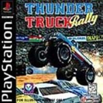 Thunder Truck Rally [PlayStation] - $4.50