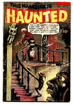 This Magazine Is Haunted #12 1953-zombie cvr-PCH Comic book - $111.74