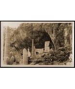 Tonto Cliff Dwelling Real Photo Postcard Arizona  AZ RPPC - $24.99