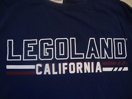 Lego Land California Navy Blue T Shirt Size XL - $17.32