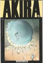 Akira #15 VF 1989 Epic Marvel Comics 1st print Katsuhiro Otomo English M... - $4.84