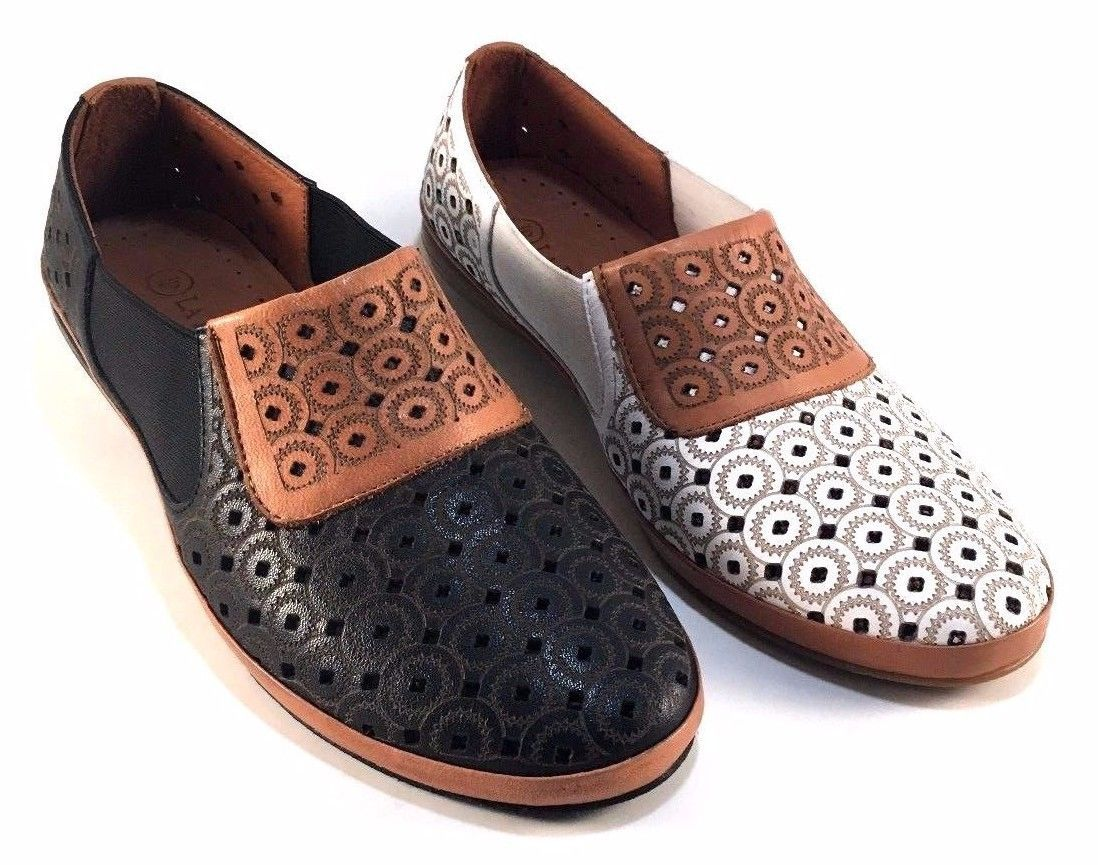 3605429f488 La Pinta 379-2015-15YY Leather Round Toe and 50 similar items