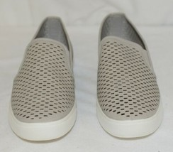 Soda ALPACA G Comfy Slip on Rubber Soled Flat Sneakers Size 9 Clay image 2