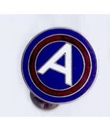 """Vintage US Air Force or Airborne Enamel Pin 1"""" in Size - $6.26"""